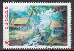 Laos    Scott No   1799     Used        Year   2010 - Laos