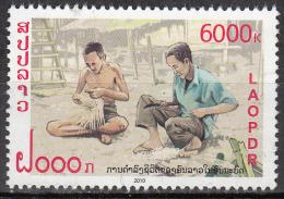 Laos    Scott No   1800     Used        Year   2010 - Laos