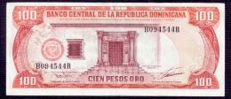 Dominicana 100 Pesos 1993 VF - Dominicana
