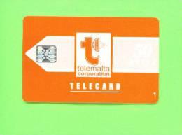 MALTA - Chip Phonecard/50 Units - Malta
