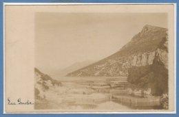ALBANIE -- Carte Photo - RARE - Albanie