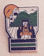 TRACTEUR RENAULT - Badges