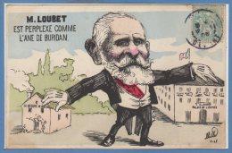 POLITIQUE --  MILLE --- M. Loubet