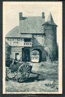CPA - Environs De PAIMPONT - Vieux Château De Tréhorenteuc - Paimpont