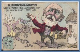 POLITIQUE --  MILLE --- M. Bienvenu - Martin