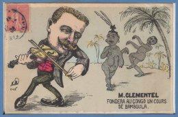 POLITIQUE --  MILLE --- M. Clementel
