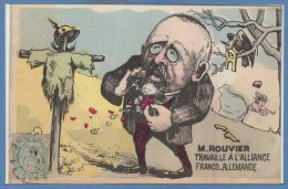 POLITIQUE --  MILLE --- M. Rouvier