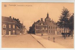 Poperinge, Poperinghe, Peerdenmarkt En Bruggestraat (pk22555) - Poperinge