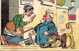 Politique Illustrateur NADAL  Le Chien de Falli�res