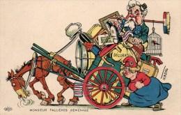 Politique Illustrateur NADAL Monsieur Falli�res D�m�nage