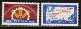 PL 1961 MI 1275-76 - Ongebruikt