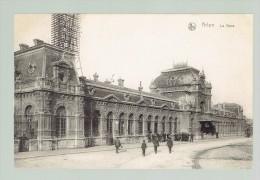 Arlon La Gare En 1921 - Obl Arlon Sur N°183 - Collection Nels - Arlon