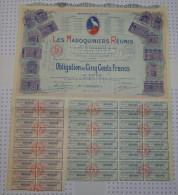 Les Maroquiniers Réunis - Eau