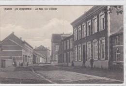 Scherpenheuvel - Testelt - De Dorpstraat - Scherpenheuvel-Zichem