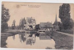 Scherpenheuvel - Testelt - De Molen En Den Demer - Scherpenheuvel-Zichem