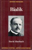 Bialik (Jewish Thinkers) By David Aberbach (ISBN 9781870015059) - Literary