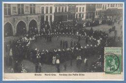 BELGIQUE - BINCHE -- Mardi Gras - Rondeau Des Petits Gilles - Binche