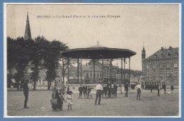 BELGIQUE - BOUSSU  --  La Grande Place Et.... - Boussu