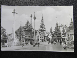 AK RANGOON Burma  /// D*17353 - Myanmar (Burma)
