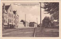 Vossem - Gemeentehuis En Pastorijomgeving - Tervuren