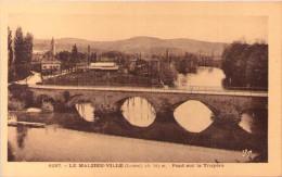 LE MALZIEU-VILLE - Pont Sur La Truyère - Autres Communes