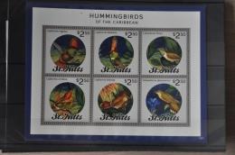 N 265 ++ ST. KITTS 2014 BIRDS OISEAUX VOGELS HUMMINGBIRD KOLIBRI MNH ** - St.Kitts En Nevis ( 1983-...)