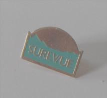 SUREV/UE - Pin's