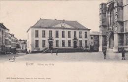 Diest - Hotel De Ville - Diest
