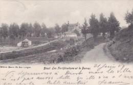 Diest - Les Fortifications Et Le Demer - Diest