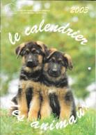 Le Calendrier des animaux 2003. Fondation Assistance aux animaux.