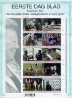 PAYS BAS - DOC 2003 DE KONINKLIJKE FAMILIE KONINGIN BEATRIX EN HAAR GEZIN - Covers & Documents