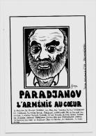 CPM LARDIE JIHEL Tirage Limité Signé  Arménie Arménia Paradjanov Russie - Lardie