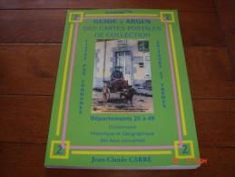 Catalogue N°2, Guide Et Argus CARRE Des CARTES POSTALES - Livres