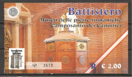 2015 - CREMONA  BATTISTERO