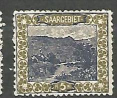 SARRE N� 53 NEUF* CHARNIERE / MH