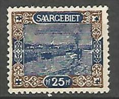 SARRE N� 56 NEUF* CHARNIERE / MH