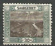 SARRE N� 57 NEUF* CHARNIERE / MH