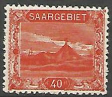 SARRE N� 58 NEUF** SANS CHARNIERE / MNH
