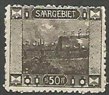 SARRE N� 59 NEUF* CHARNIERE / MH