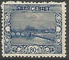 SARRE N� 61 NEUF* CHARNIERE / MH