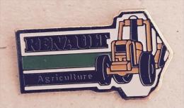 RENAULT AGRICULTURE - Badges
