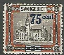 SARRE N� 78 NEUF*  CHARNIERE / MH