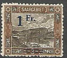 SARRE N� 79 NEUF*  CHARNIERE / MH