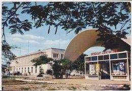 Carte Postale Moderne Congo - Pointe-Noire, La Poste Et Le Syndicat D'initiative - Pointe-Noire