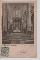 TP 53 Roulette Alost 1902 S/CP Souvenir D'Alost Intérieur De L'Eglise Nels Série 15 N°10 C.Alost 1902 PR2323 - Préoblitérés