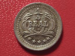 Guatemala - 1/4 Real 1890 1041 - Guatemala