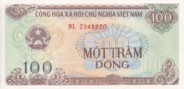 Lot De 2 Billets Viêt-Nam De 100 Et 200 - Vietnam