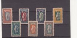 Lithuania Litauen 1921 Airmail Service MH