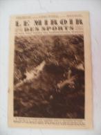 Le Miroir Des Sports N° 388 - 23 Août 1927 Vélo/Ruby/Football/Athlétisme/Boxe/Tennis & Sport Mécanique - Livres, BD, Revues