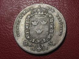 Suède - 1/16 Riksdaler 1836/35 1000 - Sweden